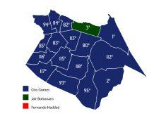 zonas eleitorais