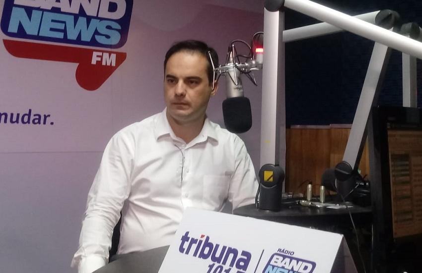 """Para Capitão Wagner, população recusou a """"velha política"""" ao rejeitar Eunício Oliveira"""