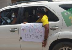 Discurso de Cid Gomes foi usado por apoiadores de Bolsonaro em carreata. (Foto: Tribuna do Ceará)