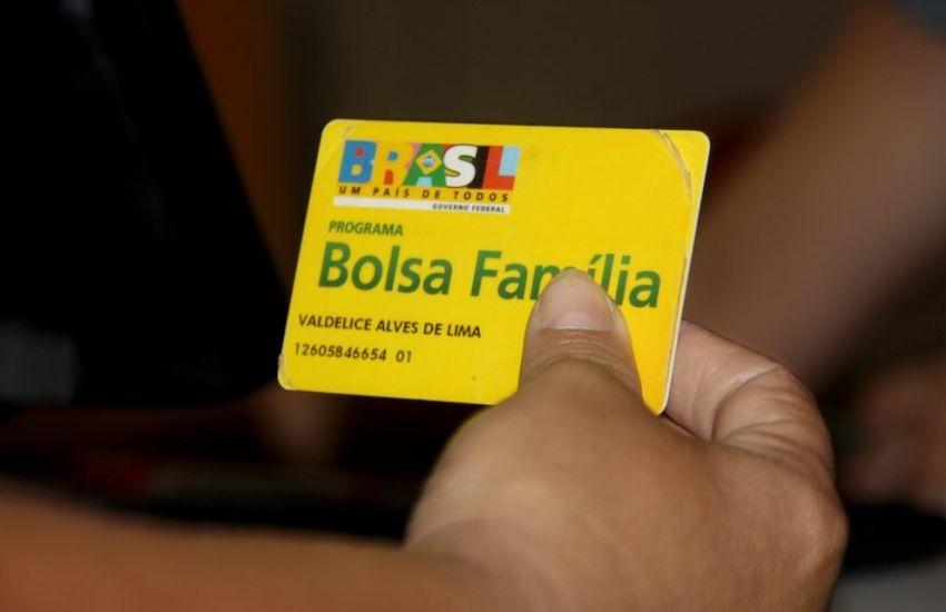 Jair Bolsonaro anuncia proposta de 13º salário para beneficiários do Bolsa Família