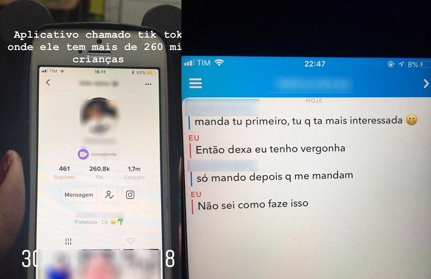Universitário de Fortaleza é acusado de pedofilia por mãe de vítima que mora em São Paulo