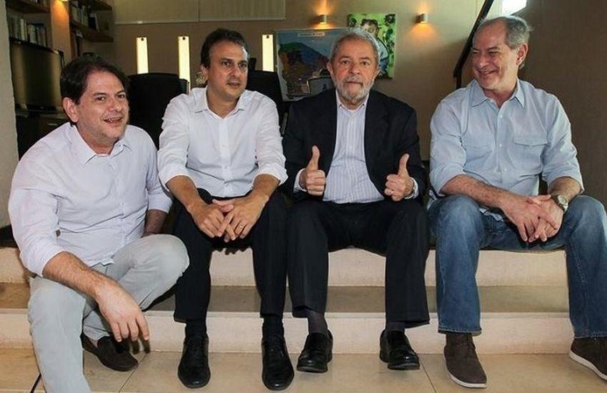 #LulaTaPresoBabaca: Ataque de Cid a Lula vira a hashtag mais comentada do Brasil no Twitter