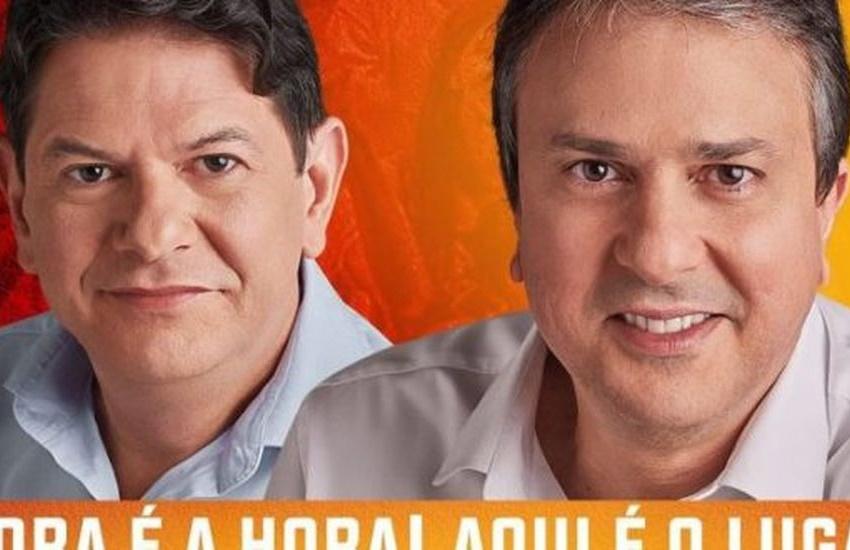 """Cid mira no PT e acerta em Camilo Santana: """"Só foi governador porque o PDT apoiou!"""""""