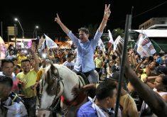 Cid Gomes foi eleito senador para o mandato 2019-2022. (Foto: Divulgação)