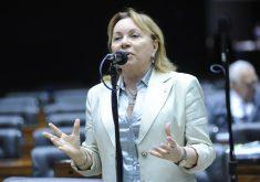 Gorete Pereira é presidente do PR, mas não foi reeleita para o próximo mandato. (Foto: Agência Câmara)