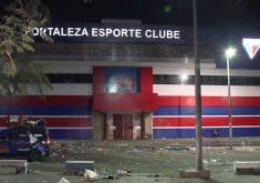 Fachada do Fortaleza Esporte Clube
