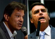 Candidatos disputam o segundo turno no dia 28 (FOTO: Rovena Rosa e Marcelo Camargo Agência Brasil)