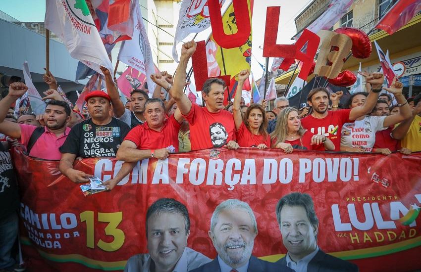 Fernando Haddad cumpre agenda em Fortaleza e no Cariri neste sábado