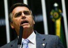 Jair Bolsonaro segue ao 2º turno (FOTO: Marcelo Camargo Agência Brasil)