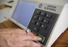 Eleições acontecem neste domingo (FOTO: Divulgação)