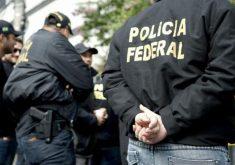 Polícia Federal cumpriu seis mandados neste sábado (6). (Foto: Marcelo Camargo/Agência Brasil)