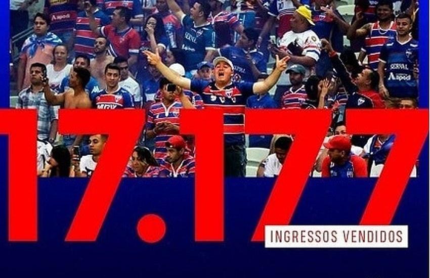 """Após imagem com suposto apoio a Bolsonaro, dirigente minimiza: """"Fortaleza é apolítico"""""""