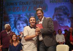 Fernando Haddad ganhou nova Bíblia