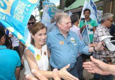 Mayra foi candidata pelo PSDB e fez campanha ao lado de Tasso. (Foto: Divulgação)