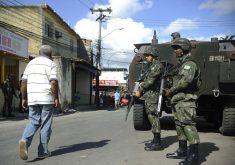 Tropas federais foram aprovadas para o Ceará. (Foto: Fernando Frazão/ Agência Brasil)