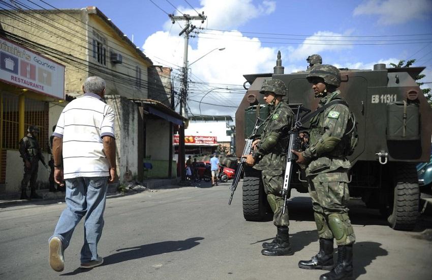 Tropas federais vão atuar em cinco municípios do Ceará no 2° turno