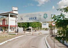 Caso aconteceu na Universidade Estadual do Ceará (FOTO: Divulgação)