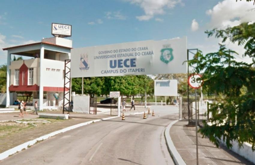 A Uece é uma das 100 melhores universidades do Brasil (FOTO: Divulgação)