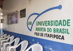 A reportagem premiada trata da educação à distância pública no Ceará. (Foto: Jéssica Welma / Tribuna do Ceará)