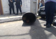 Corpo de um homem adulto encontrado no Centro de Fortaleza