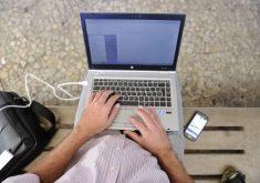 Tecnologia diminui os riscos dos idosos de desenvolverem depressão (FOTO: Senado Federal/Flickr/Creative Commons)