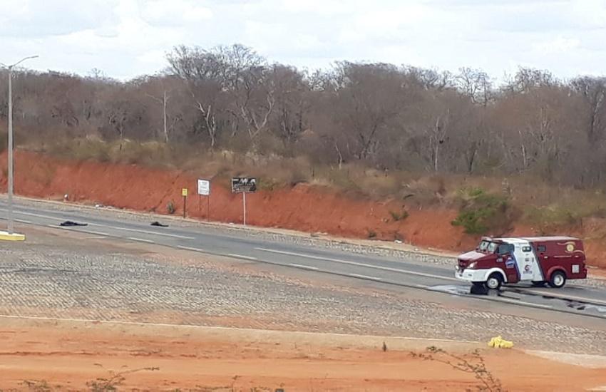 Polícia impede assalto a carro-forte no interior do Ceará