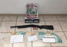 A operação aconteceu nesta terça-feira (13)(FOTO: SSPDS/ Divulgação)