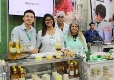 O sorvete foi criado pela professora Liliana Fernandes, da Fatec (FOTO: Divulgação)