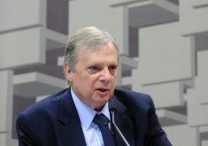 Senador Tasso Jereissati preside a Comissão (FOTO: Agência Senado)