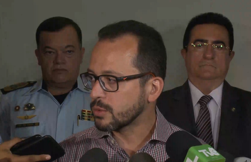 """""""Passamos todos os detalhes"""", informa Polícia de Sergipe, após secretário dizer que não sabia sobre reféns"""