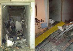 Ataques no banco de Cariré
