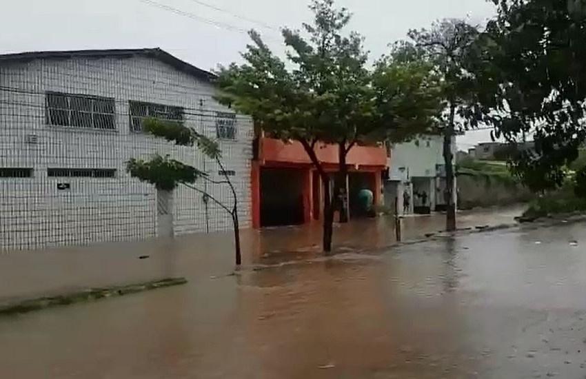 Fortaleza já registra em dezembro 6 vezes mais chuvas do que a média histórica do mês