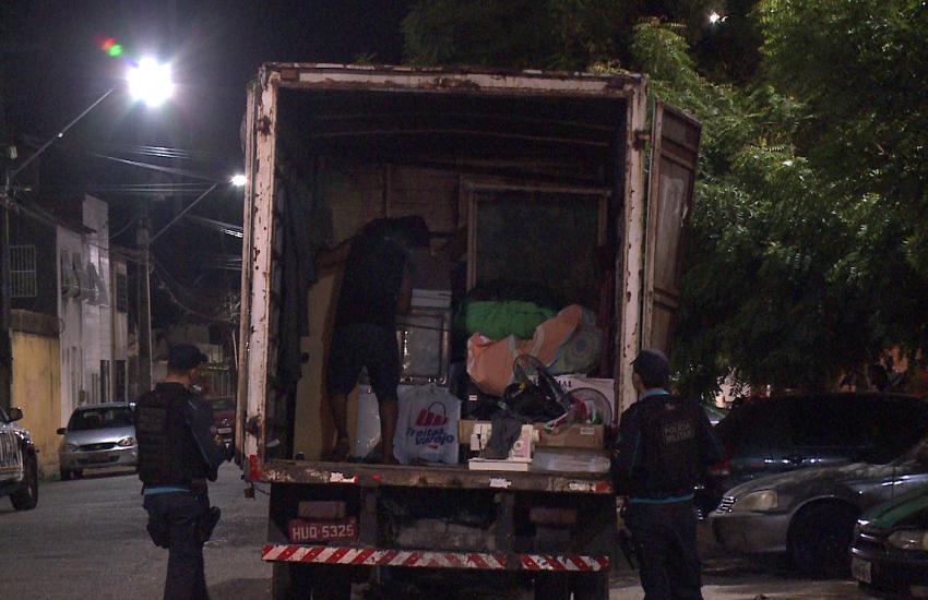 Polícia prende 19 pessoas envolvidas em expulsões de famílias