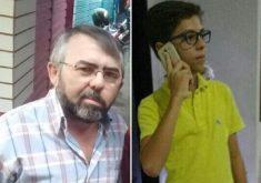 Cinco pessoas da mesma família foram mortas durante tentativa de assalto a banco na cidade de Milagres (FOTO: Reprodução/ Facebook)