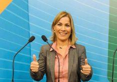 Ela foi convidada pelo futuro ministro da saúde, Henrique Mandetta (FOTO: Reprodução/ Facebook)