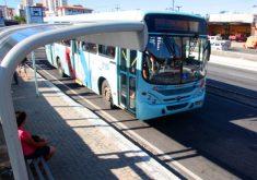 A frota de ônibus volta a operar com 100% da sua capacidade nesta quinta-feira em Fortaleza (FOTO: Arquivo)