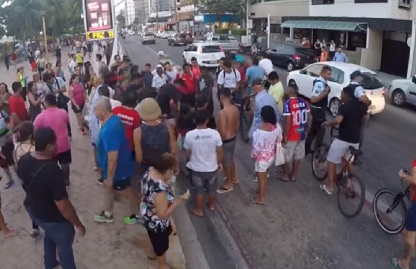 Advogado de youtuber alega que polícia foi informada de pegadinha na Beira-Mar