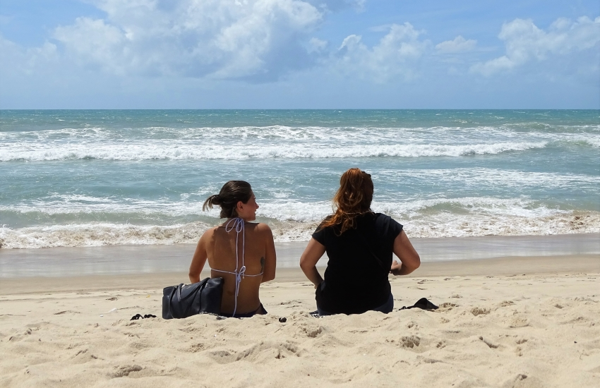 Sete praias estão próprias para banho no feriadão; confira lista