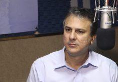 """Camilo Santana disse que """"tomou decisão difícil"""". (Foto: Adriano Paiva/Arquivo/Tribuna do Ceará)"""