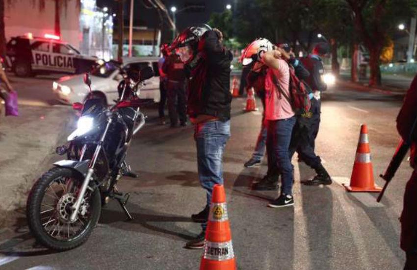 42 suspeitos são capturados em Fortaleza e Região Metropolitana