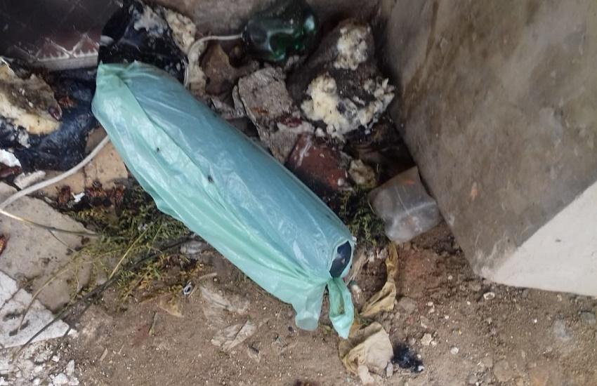 Esquadrão Antibomba é acionado para retirar suspeita de explosivo em viaduto do VLT na Parangaba