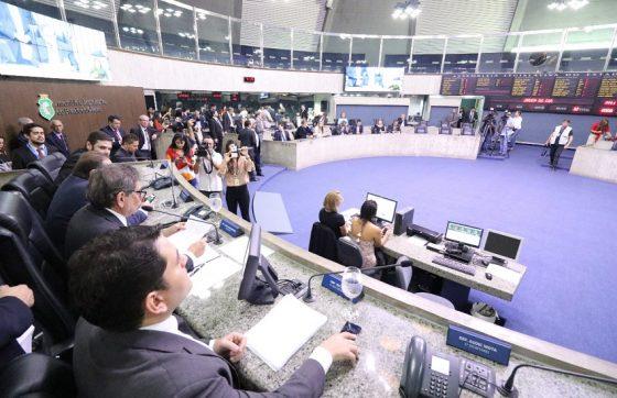 A venda dos imóveis aguarda votação na Assembleia Legislativa (FOTO: Arquivo)