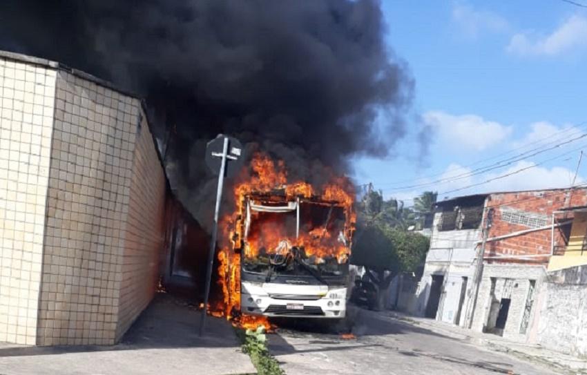 Dia de caos: veja resumo dos ataques criminosos registrados no Ceará