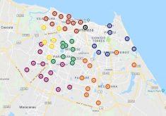 Ataques aconteceram em todas as regionais de Fortaleza. (Foto: Reprodução)