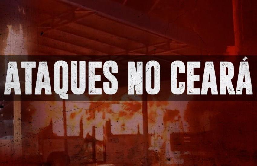Onda de ataques no Ceará: Veja o número atualizado de ações de facções criminosas