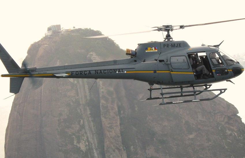 Aeronave da Força Nacional deve chegar ao Ceará para ajudar em operações contra ataques