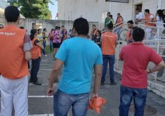 Pelo menos quatro casos ocorreram nos últimos dias em Fortaleza (FOTO: Reprodução/ Whatsapp)