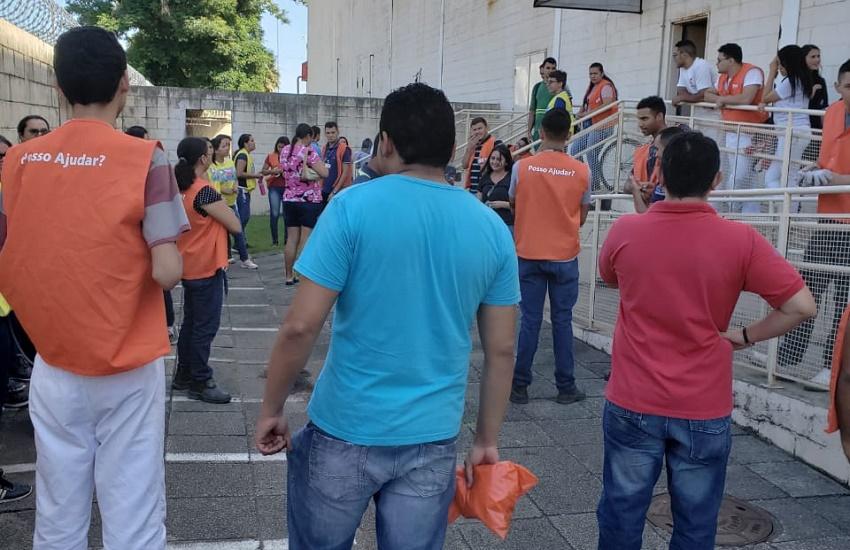Esquadrão Antibombas é acionado mais uma vez para suspeita de explosivo em Fortaleza