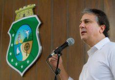 Camilo Santana tem feitos publicações diárias sobre as ações do governo na crise da segurança. (Foto: Divulgação)