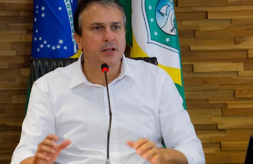 Camilo Santana pede apoio da Força Nacional e do Exército após ataques no Ceará